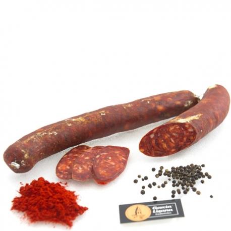 Chorizo curado picante